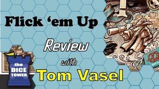 Flick 'em Up Review - with Tom Vasel