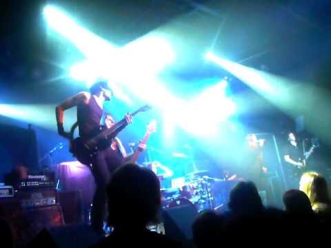 The Man-Eating Tree - Of Birth And Passing Live in Bochum 2011