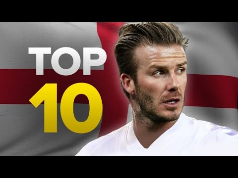 Top 10 Most Expensive English Players | Beckham, Rooney...Milner?!
