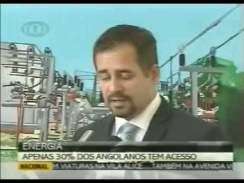 Interview: Luis E. Fernandez on TPA Network- Angola 02/15/10
