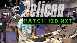 NEW Pelican Catch 120 NXT Angler Kayak