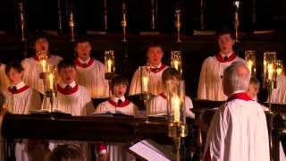 The Choir of Kings College Cambridge perform Ding! Dong! Merrily On High