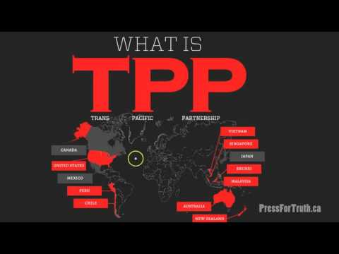 The TPP Closes In On Canadian Dairy