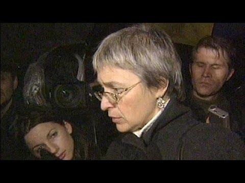 Rusia: cadena perpetua para los asesinos de la periodista Ana Politkovskaya