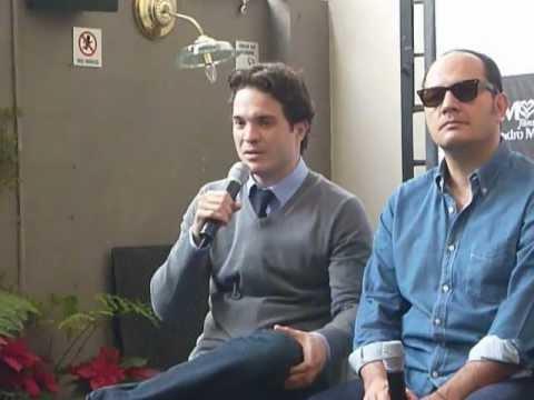 Kuno Becker opina de su personaje en la película