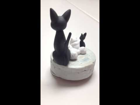Studio Ghibli My Neighbor Totoro Kiki s Delivery Service Music Box