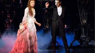 Ben Forster - Phantom of the Opera 30th Anniversary encore - 9 October 2016