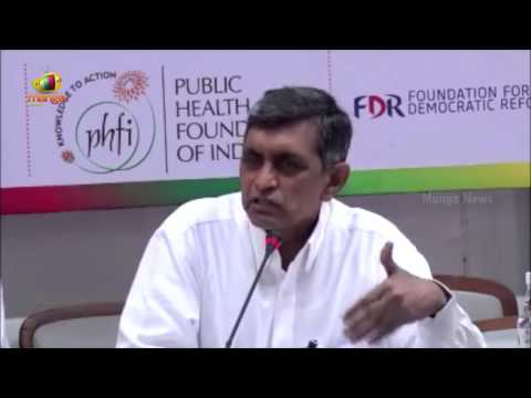 Jaya Prakash Narayana Remarks at Round Table of LokSatta Universal Healthcare in Delhi | Mango News