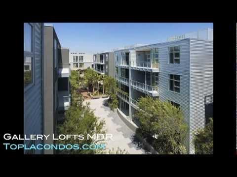 Gallery Lofts MDR Condominiums Marina Del Rey | 4080 Glencoe Ave.