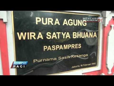 Polisi Selidiki Pelaku Penusukan terhadap 2 Paspampres