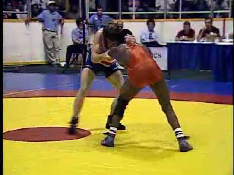 Terry Brands Crazy Match from 1993 World Championships
