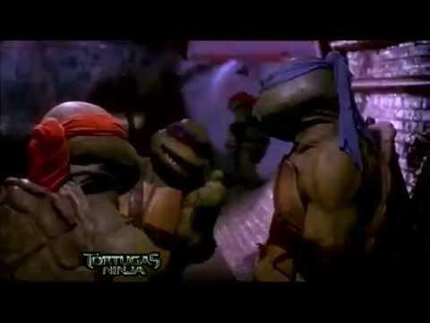 Detrás de cámaras Tortugas Ninja