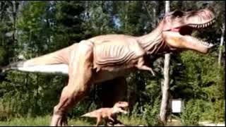 Pasvalys dinosaur