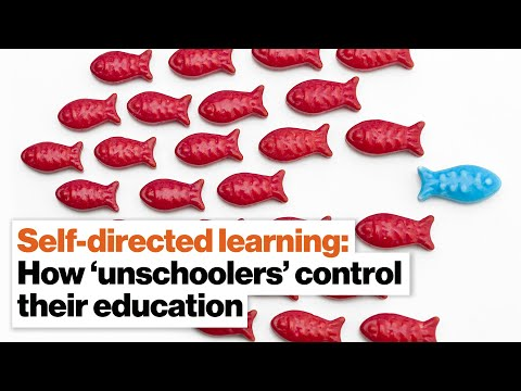 Self-directed learning How вunschoolersв control their education  Kerry McDonald