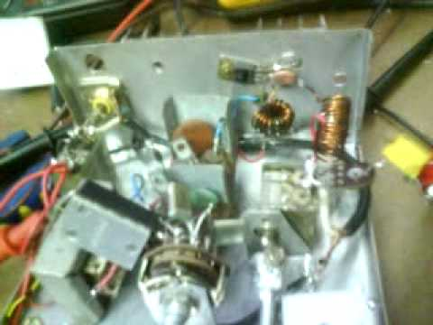 RADIOAFICION CX1SI QRP 4WATT  AM