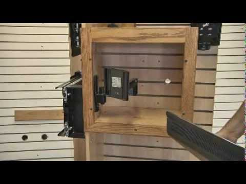 Overview Video Of The Various Rv Tv Mounting Brackets