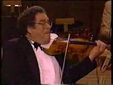 Williams and Perlman play Gardel's 