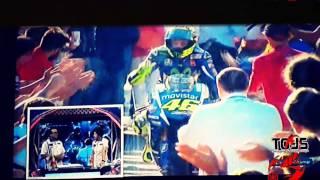 Gagal Juara Rossi Tetap Jadi Pemenang di Motogp Valencia 2015