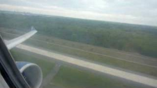 Egyptair Airbus A330 - Takeoff in Frankfurt with great engine sound