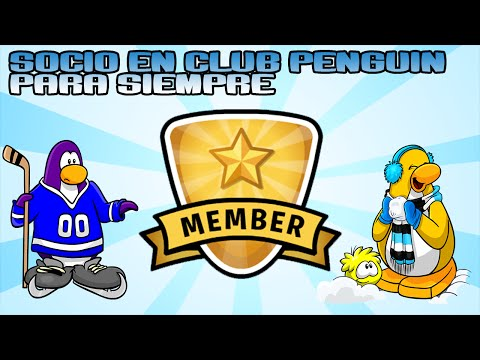 Como ser Socio en Club Penguin GRATIS Actualizable [Funciona] 2014-15