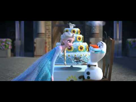 Disney's Frozen Fever Trailer - Walt Disney Animation Studios