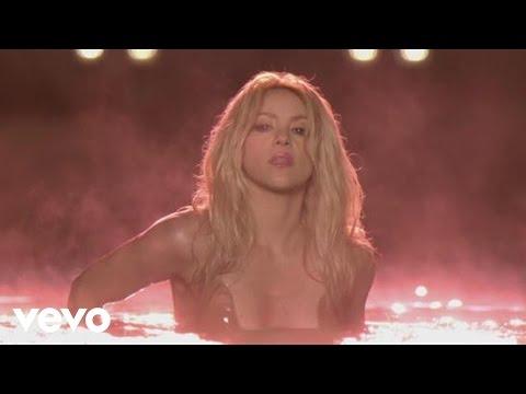 Shakira - Nunca Me Acuerdo De Olvidarte