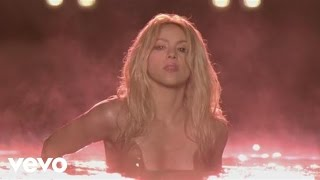 Клип Shakira - Nunca Me Acuerdo de Olvidarte