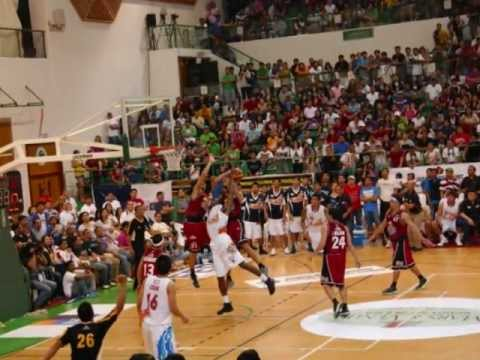 Barangay Ginebra VS Rain or Shine- Dubai Games (Apol Gange Video