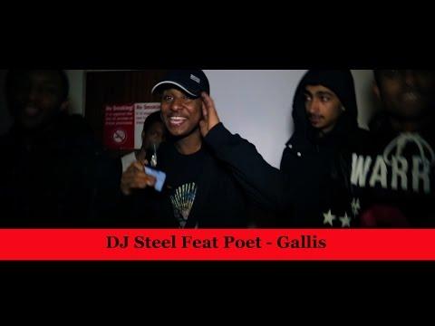 DJ Steel Feat Poet - Gallis (Mannis Part 2) (Mannis Riddim) Music Video @DJSteelUK @MisjifTV