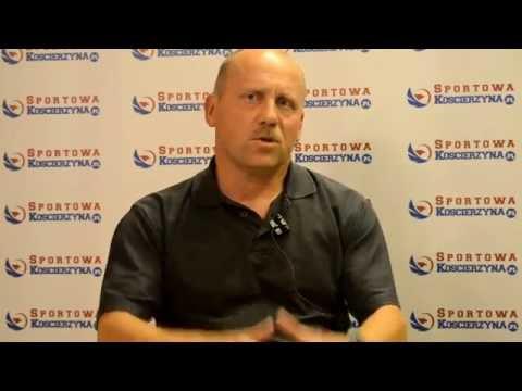 MAGAZYN SPORTOWY: Wywiad z Wojciechem Pobłockim - SportowaKoscierzyna TV