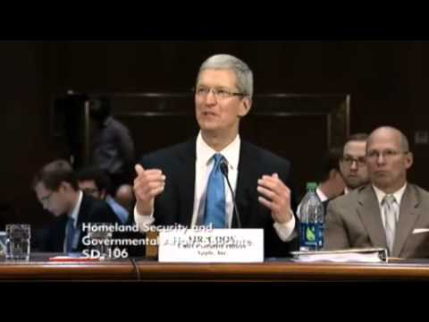 Part 2-Apple CEO Tim Cook Testifies About Avoiding Taxes