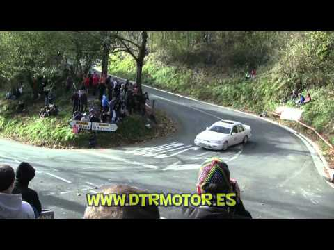 I RALLYSPRINT EIBAR 2011  [HD]