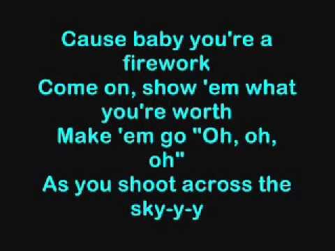 Katy Perry Firework Lyrics.mp3