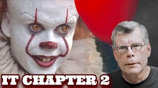 IT Chapter 2 Stephen King's Reaction + Possibility Of IT Chapter 3