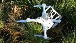Dji Phantom 3 - Test Firmware V1.6.0040, D= 6 Km And Crash, 28.12.2015