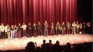 Le jour des corneilles - Annecy 2012