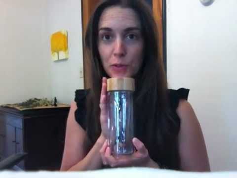 Therm-O-Terra Product Review- My Loose-Tea Dream Container!