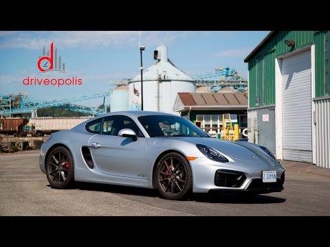 2015  981 Porsche Cayman GTS Manual Review driveopolis