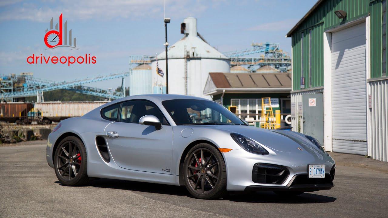 2015 981 Porsche Cayman GTS Manual Review driveopolis ...