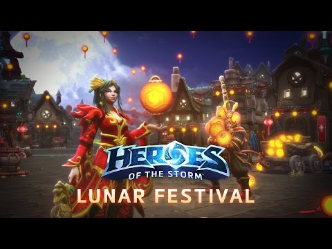 Heroes of the Storm - Lunar Festival 2017