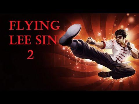 Lee Flying Flying Lee Sin 2