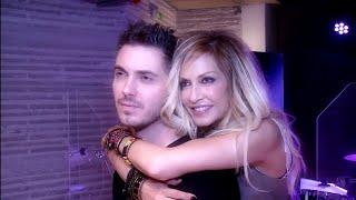 Anna Vissi / Michalis Hatzigiannis - Mazi Sti Skini (Rehearsals) HD [fannatics.gr]