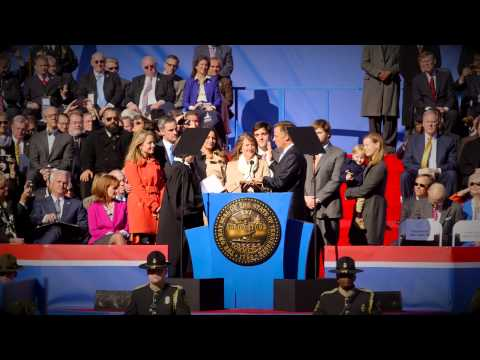 Gov. Bill Haslam : Inauguration 2015