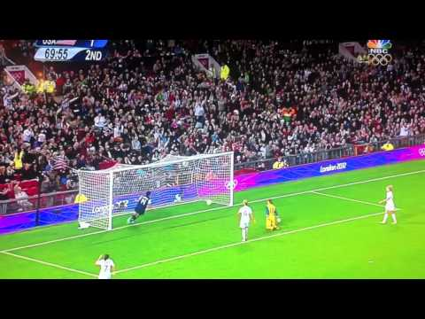 Greatest Game Ever - USA 4-3 Canada - All Goals HD