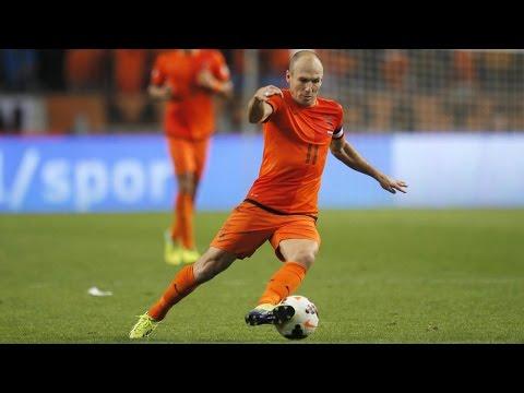 Los 10 futbolistas más rápidos del mundo (Junio 2014)