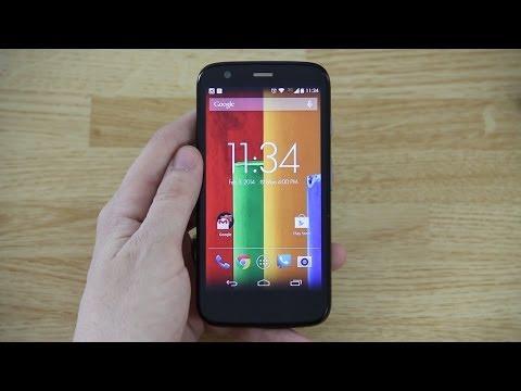 Motorola G (Moto G) Review!