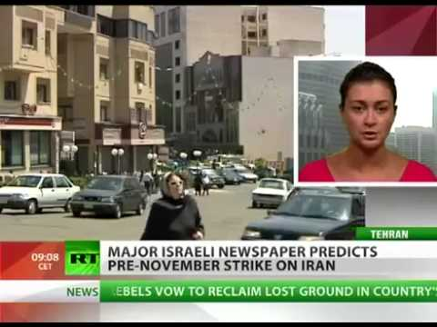 Build up to WW3 - ISRAEL Media Says Military ATTACK on IRAN will happen before US election