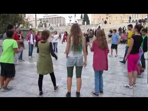 What is going on at Syntagma square? by JB Greece