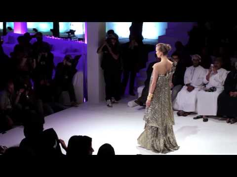 Muscat Fashion Week 2013   Dibaj