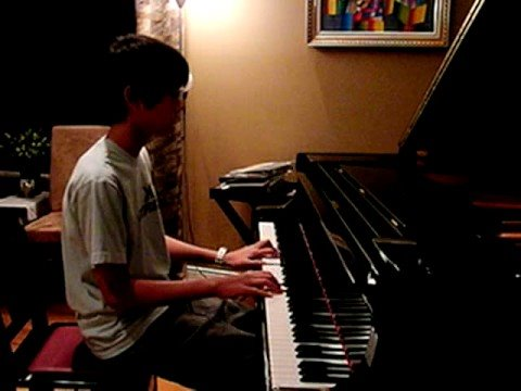 ☺ Secondhand Serenade - Fall For You Piano Cover By Terry Chen (Free MP3 Downlaod)
